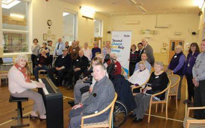 Stroke survivors club to launch new choir