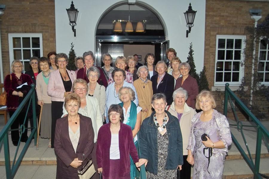 Wickhambrook W.I. Bedford Lodge Evening