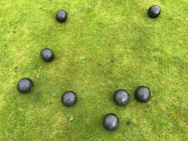 Bowls Club competition October 2018