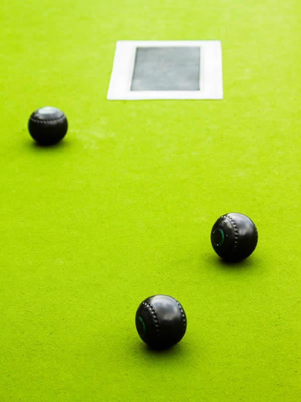 Wickhambrook Carpet Bowls