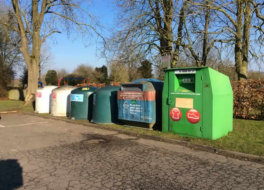 Recycling Facilities in Wickhambrook