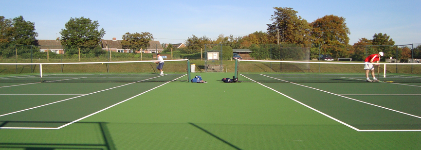 Wickhambrook Tennis Courts
