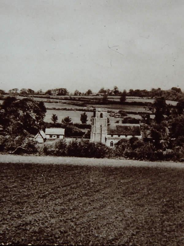 Wickhambrook Village - All Saints Church