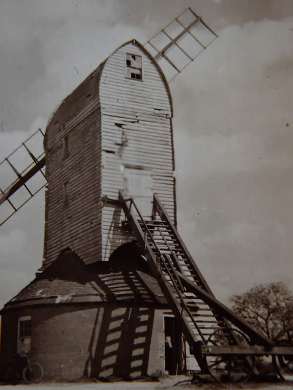 Wickhambrook Village - Old Mill
