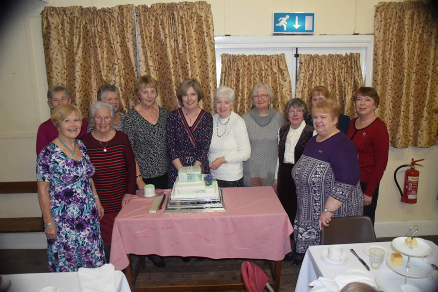 90th Anniversary Celebration for Wickhambrook W.I.