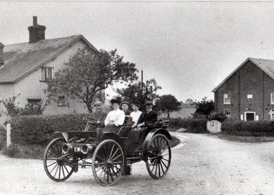 Thorns Corner: c 1912