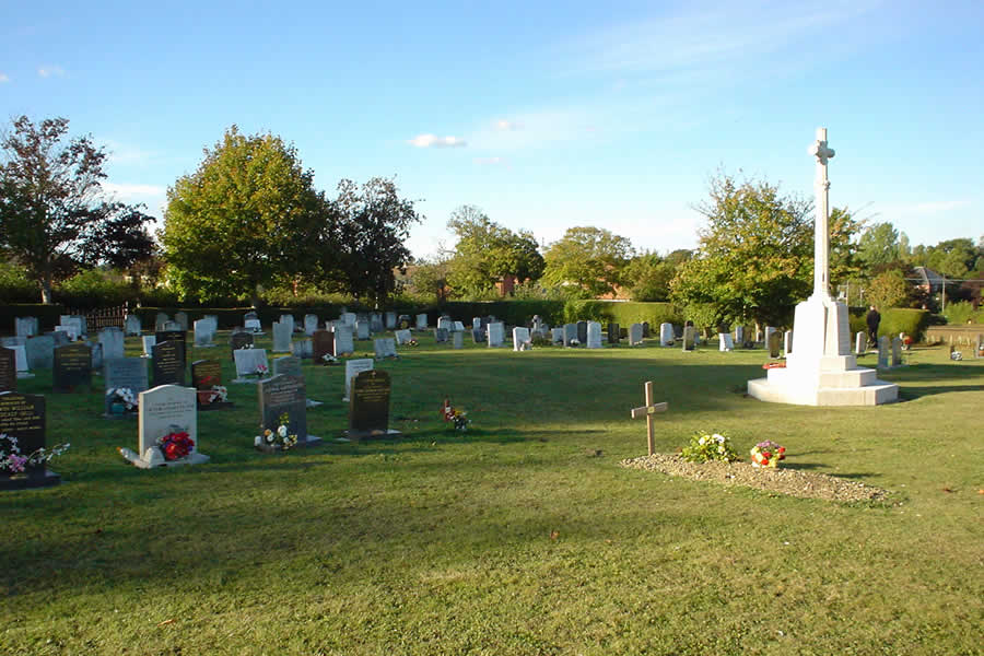 Wickhambrook Cemetery