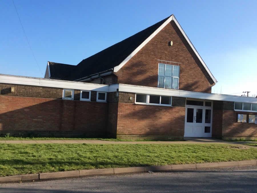Wickhambrook Memorial Social Centre Front