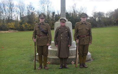 Wickhambrook Remembers