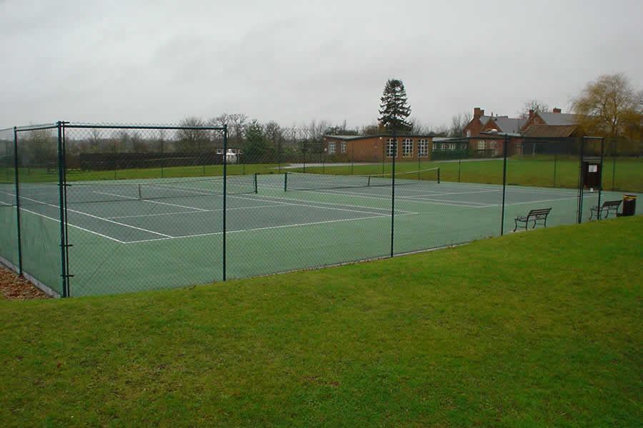 Wickhambrook Tennis Courts