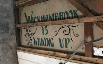 Wickhambrook is waking up!