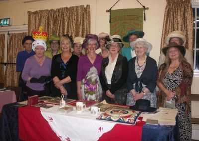 W.I. Hats and Accessories Evening