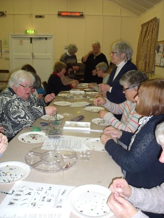 W.I. Jewellery Making