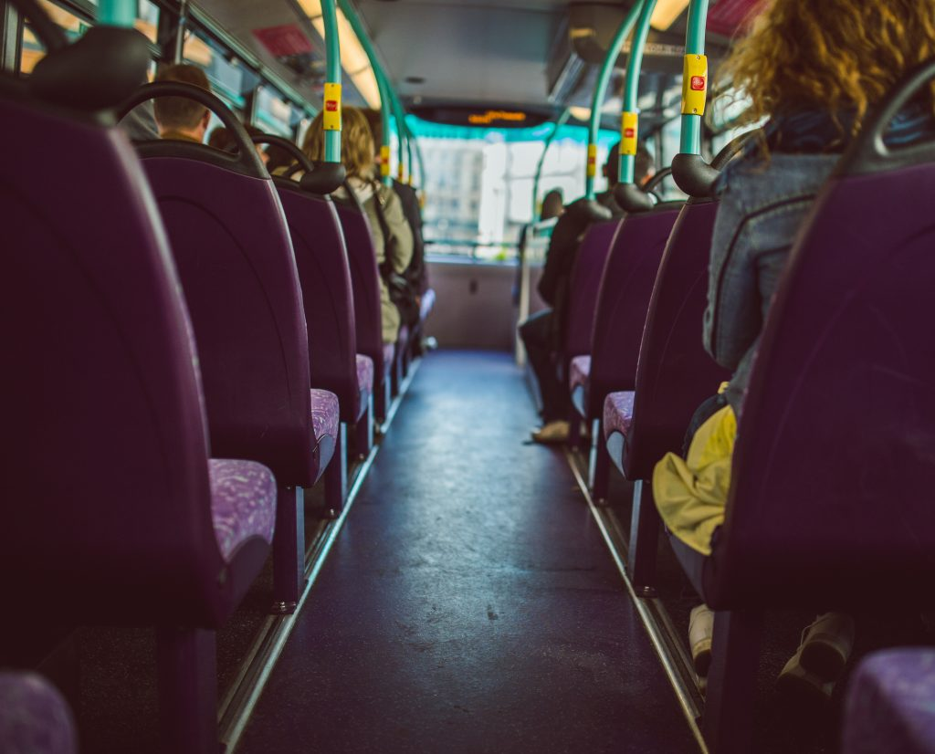 Are you finding it difficult to use Public Transport?