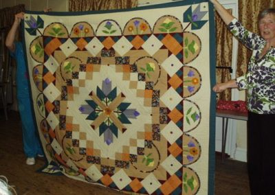 W.I. Quiltmaking