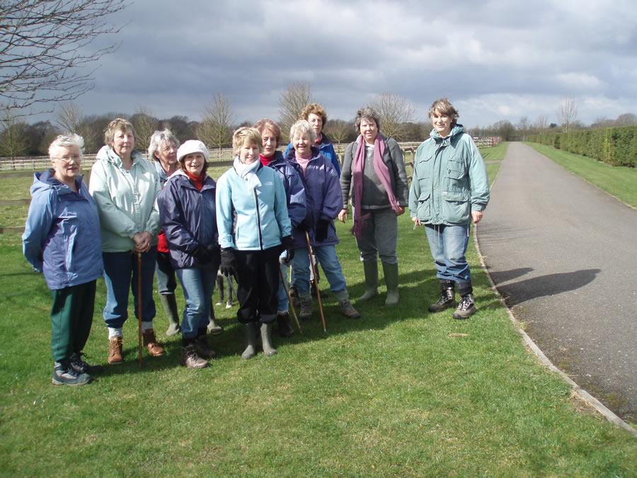 Wickhambrook W.I. Walking Group